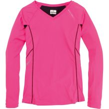 Womens Vizion Long Sleeve Tee