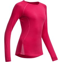 Womens Pace Long Sleeve Crewe