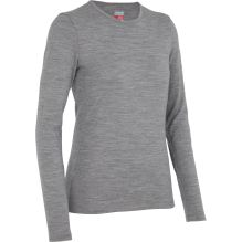 Womens Tech Long Sleeve Crewe