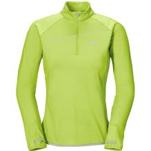 Womens Active Zip Shirt