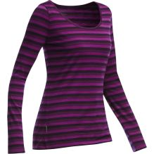 Womens Crush Long Sleeve Scoop