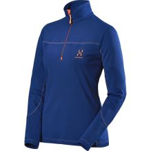 Womens Actives Warm II Q Zip Top