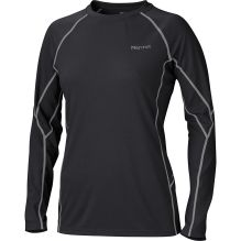 Womens ThermalClime Sport Long Sleeve Crew