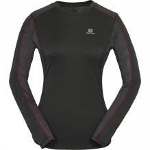 Womens Agile Long Sleeve Tee