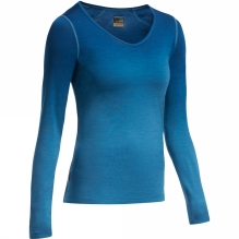 Womens Oasis Long Sleeve V Neck Top