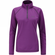 Womens Dryflo 150 Zip Top