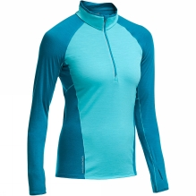 Womens Comet Long Sleeve Half Zip
