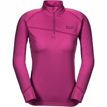 Womens Active Zip XT Shirt