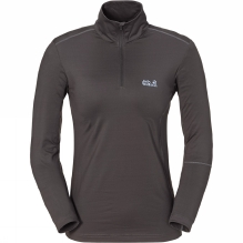 Womens Dry 'n Cosy Zip Long Sleeve
