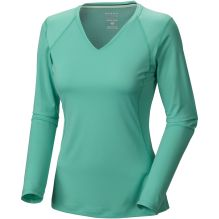 Womens DryHiker Tephra Long Sleeve T