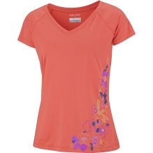 Womens Saturday Trail Graphic Short Sleeve Knit Tee