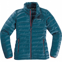 Womens Atlas Down Jacket