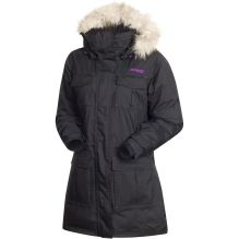 Womens Lava Down Parka