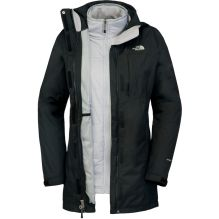 Womens Solaris Triclimate Parka