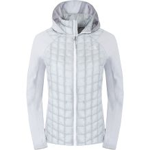 Womens Thermoball Micro Hybrid Hoodie