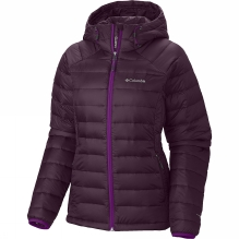 Womens Platinum Plus 860 TurboDown Hooded Jacket