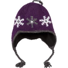 Womens Pearl Snow Hat