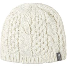 Womens Cable Minna Beanie