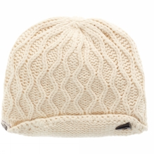 Womens Side Cable Beanie