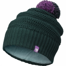 Womens Two Poms Beanie