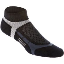 Mens Fast Track Cushioned Mini Sock