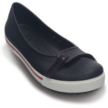 Womens Crocband 2.5 Flat Shoe