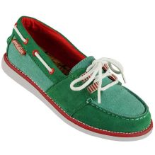 Womens Burnbake Boat Shoe