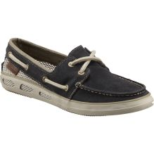 Womens Vulc N Vent Boat Suede Shoe