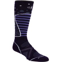 Womens PhD Ski Medium Pattern Sock