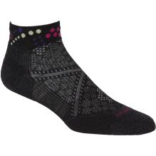 Womens PhD Run Light Elite Low Cut Pattern Sock