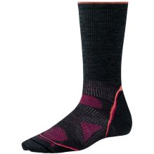 Womens PhD Outdoor Ultra Light Crew Sock