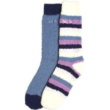 Womens Park Fluffy Sock (Pack of 3)