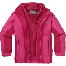 Girls Luca II 3-in-1 Jacket