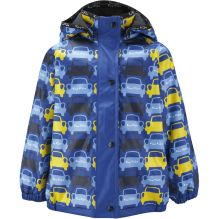 Boys Varberg Fleece Lined Rain Jacket