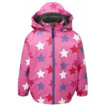 Varberg Fleece Lined Rain Jacket with Stars