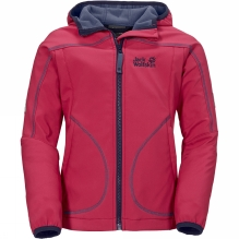Girls Whirlwind Softshell Jacket