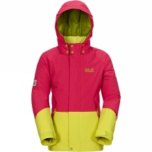 Girls Snow Ride Texapore Insulated Jacket