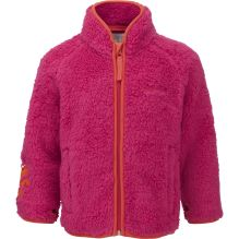 Girls Softpile Zip Up Jacket