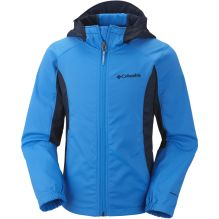 Boys SplashFlash II Hooded Softshell Jacket Age 14+