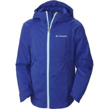 Girls Splash Flash II Hooded Softshell Jacket