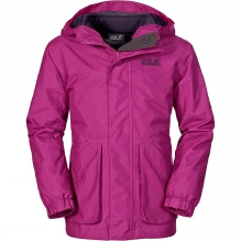 Girls Snowpark 3-in-1 Jacket