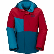 Boys Snow Ride Texapore Insulated Jacket Age 14+