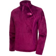 Girls Mossbud 1/4 Zip Age 14+