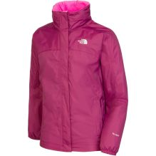 Girls Resolve Reflective Jacket Age 14+
