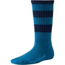 Childrens Striped Hike Light Crew Sock