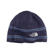 Youth North Face Logo Beanie