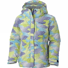 Girls Nordic Jump Jacket