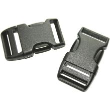 20mm Side Squeeze Buckle X 2