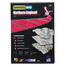 Memory Map Landranger V5 Northern