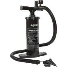 Double Action Pump with Pressure Gauge 2000cc